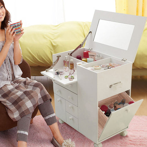Personal Makeup Cabinet