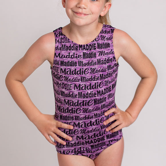 Personalized Leotards