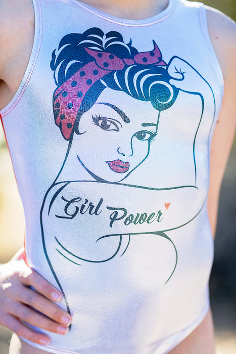 Girl Power Leotard