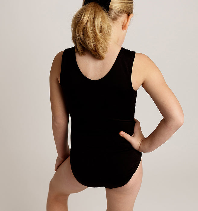 Black Cats Leotard