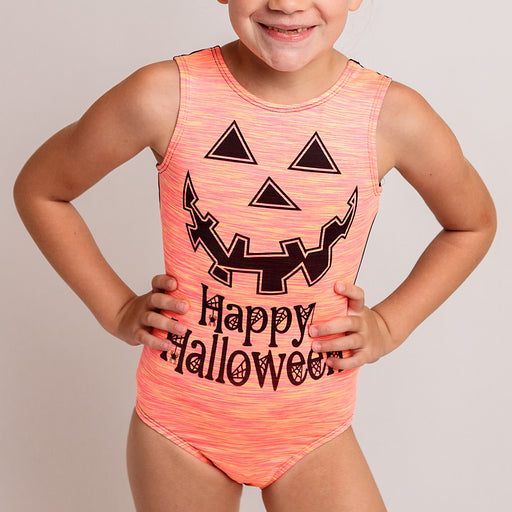Happy Halloween Leotard