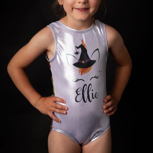 Halloween Unicorn Leotard - Personalized