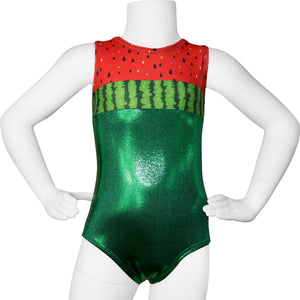 Watermelon Leotard