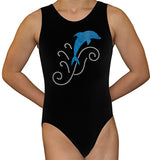 Dolphin Leotard - AERO Leotards