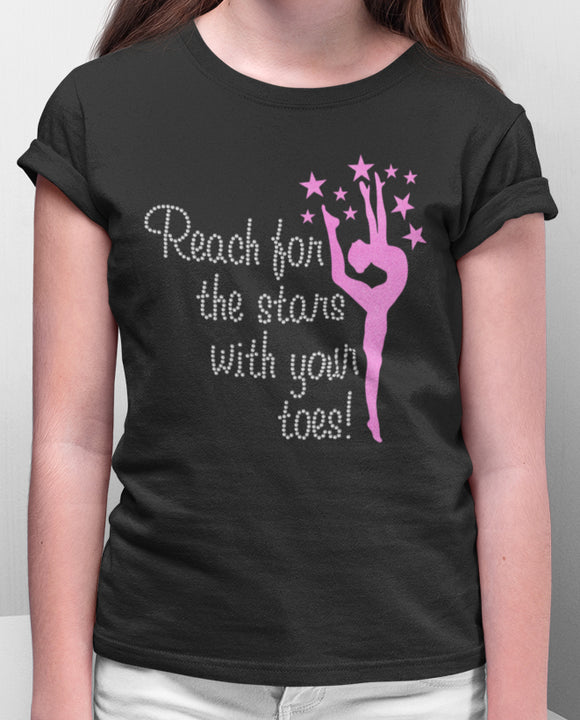 Tee Shirt - Reach for the stars
