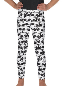 Panda Face Leggings