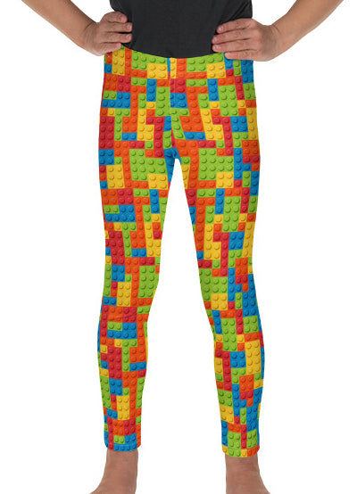 Blocks Leggings