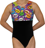 Comic Bubbles - AERO Leotards