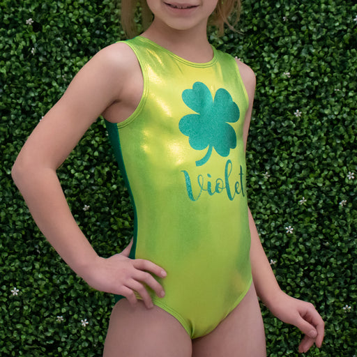 Lucky Leotard - Personalized