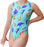 Fish Fish Leotard - AERO Gymnastics Leotards