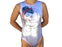 Girl Power Leotard - AERO Gymnastics Leotards