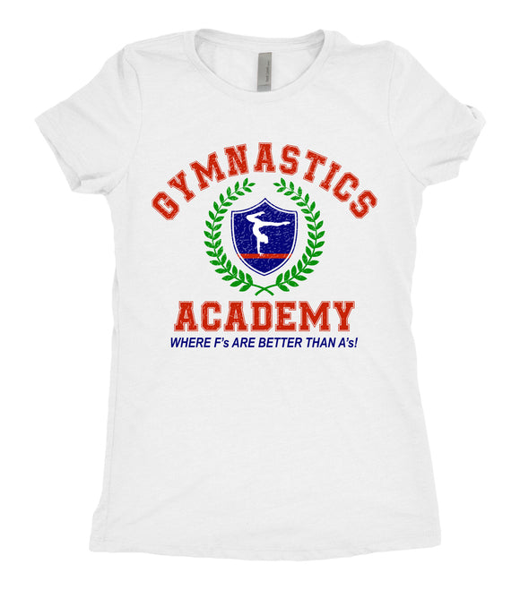 Gymnastics Academy T-Shirt - AERO Leotards