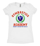 Gymnastics Academy T-Shirt - AERO Gymnastics Leotards