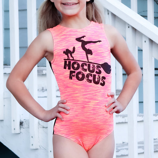 Halloween Hocus Focus Leotard