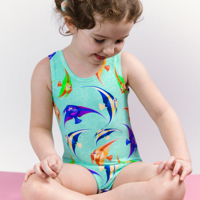 Fish Fish Leotard