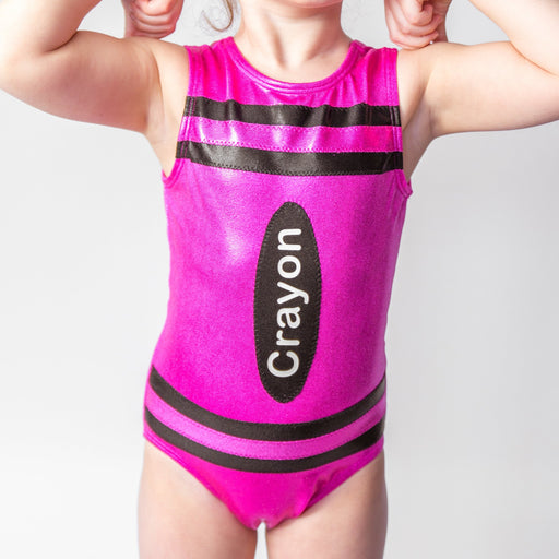 Crayon Leotards - More Colors!