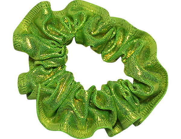 Mystique Scrunchie - Lime
