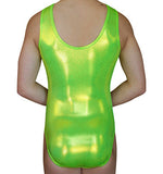 Lime Crayon Leotard - AERO Leotards