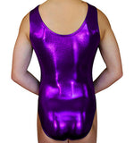 Purple Mystique Tank - AERO Leotards