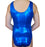 Personalized Subway Art Name Leotard - Royal Blue - AERO Leotards