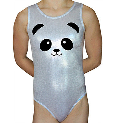 Panda Leotard - AERO Leotards