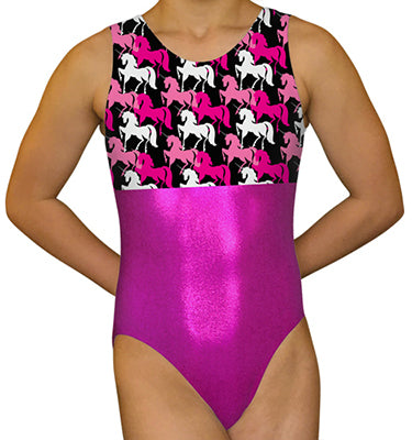 Pink Unicorn Leotard