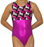 Pink Unicorn Leotard - AERO Leotards