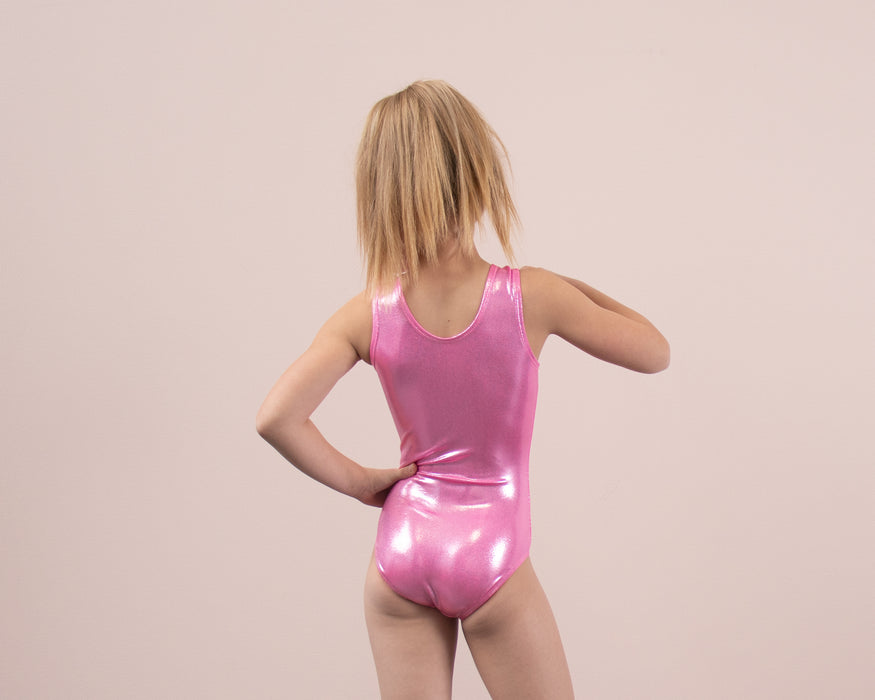 Pink Pigs Leotard
