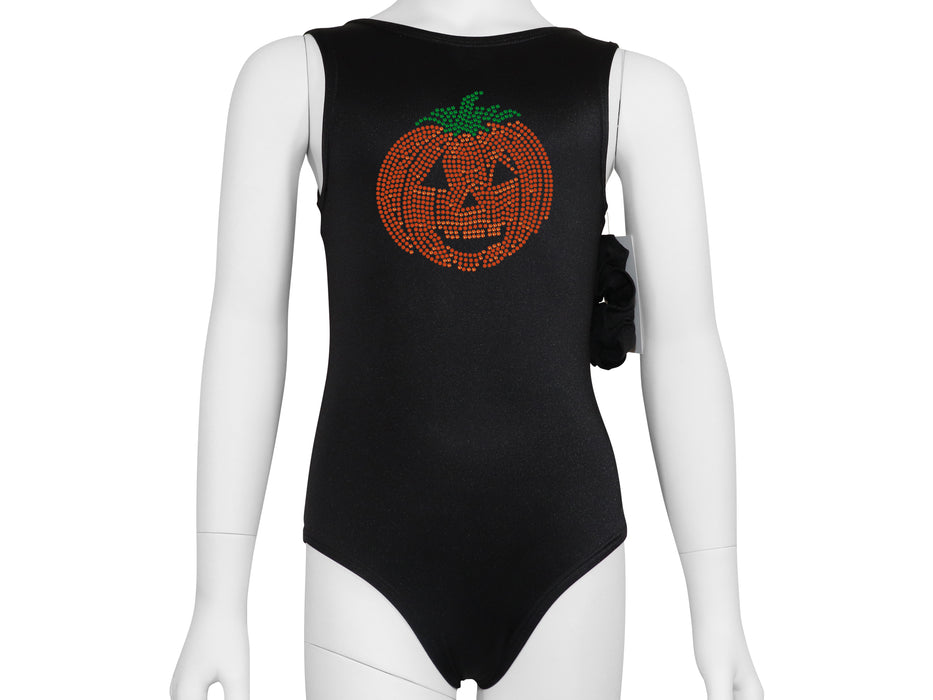 Pumpkin Leotard