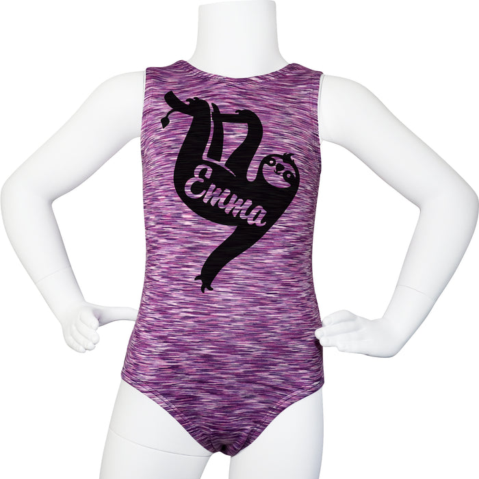 Sloth Leotard - Personalized