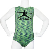 Uneven Bars Leotard - Personalized