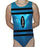 Aqua Crayon Leotard - AERO Gymnastics Leotards