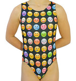 Emoji Leotard - AERO Leotards