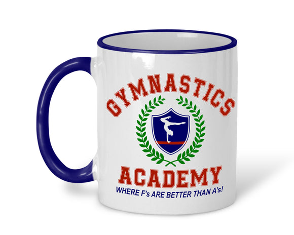 Gymnastics Academy Mug - AERO Leotards