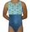 Hippos and Crocodiles Leotard - AERO Leotards
