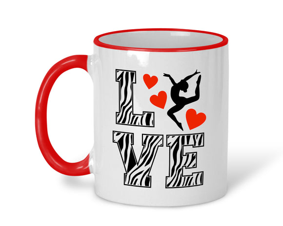 Love Mug - AERO Leotards