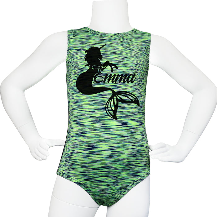 Mermicorn Leotard -Personalized