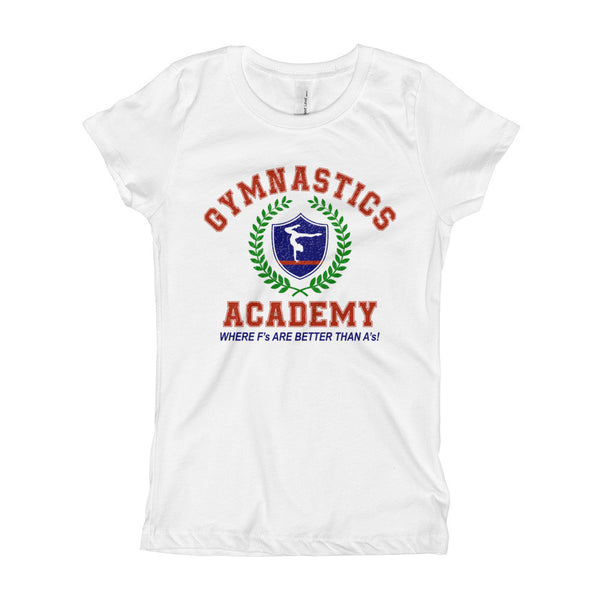 Gymnastics Academy Girl's T-Shirt