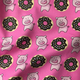 Pigs & Donuts Leotard - AERO Leotards