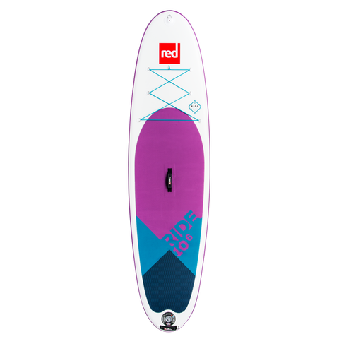 "Red Paddle Co Ride 10'6"" SE Package"