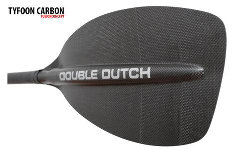 Double Dutch Tyfoon Carbon Kayak Paddle