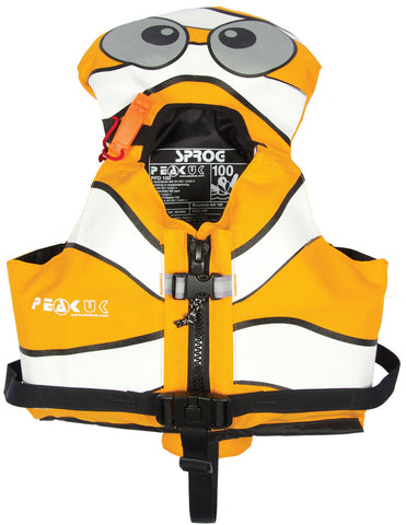 PEAK UK Kidz Zip Life Jacket