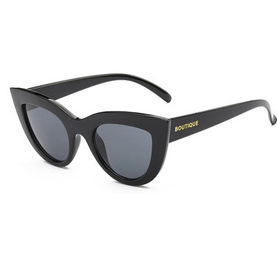 BOUTIQUE BLACK SUNGLASSES