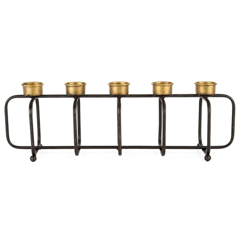 5 Tealight Candle Holder