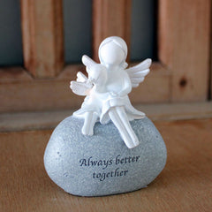 Always Better Together Angels - The Chic Nest