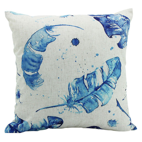 Archie Feather Cushion - The Chic Nest
