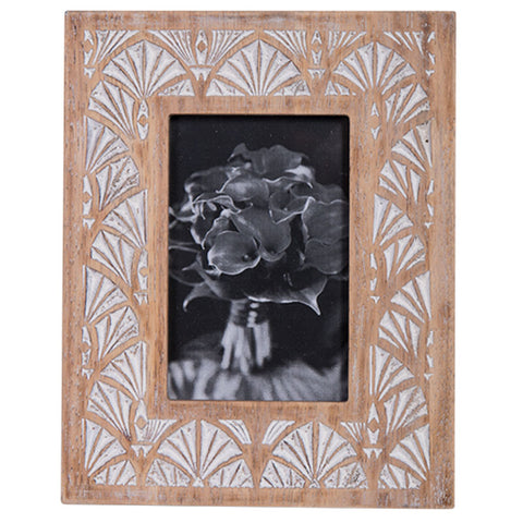 Arya Natural Photo Frame 4 x 6