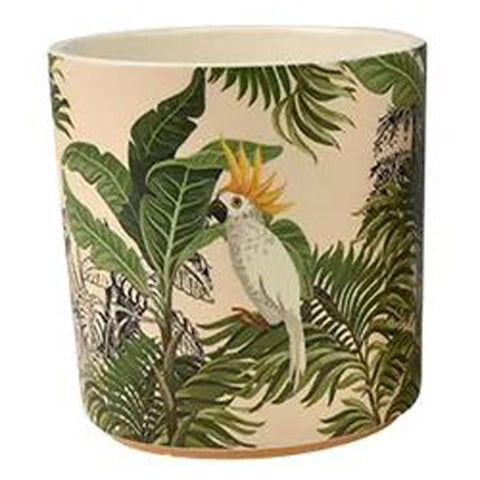 Banjo Planter - Cockatoo
