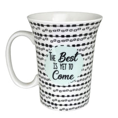 Best is Yet to Come Gift Boxed Mug - The Chic Nest