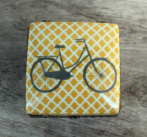 Bicycle Box - The Chic Nest